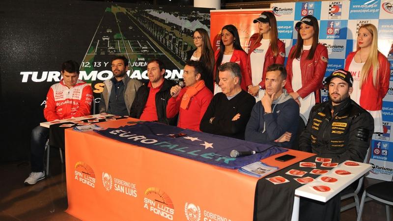 Se presentó el Gran Premio #EuroTallerArgentina
