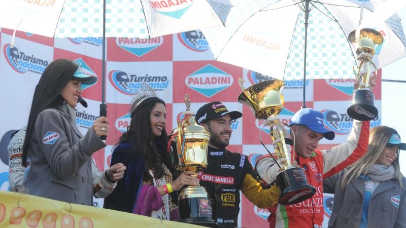 Julián Santero, y su necesaria victoria