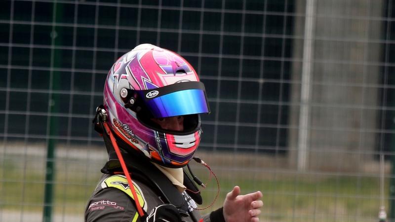 Alejandro Weimann se incorpora a GR Competición