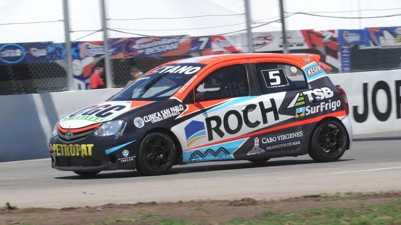 Gaston Grasso actualizó la pole position