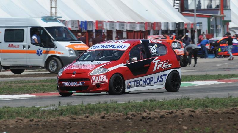 Fiat Racing Team cierra su preparación