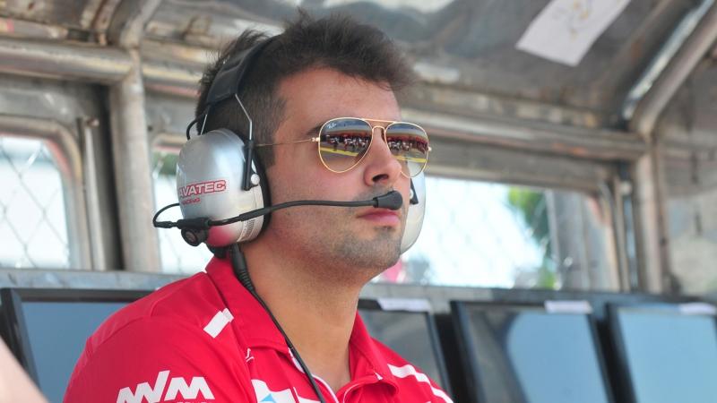 Incorporación en Fiat Racing Team