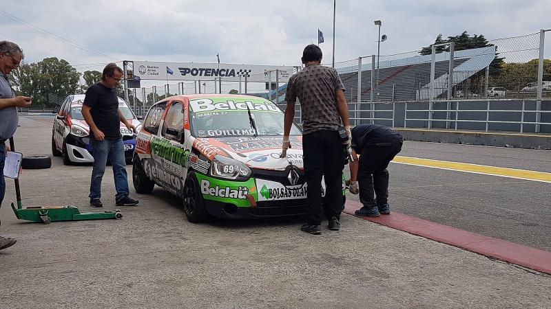 Preparativos finales en Buenos Aires