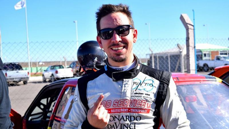 Martín Alessi se suma al JCB Motorsport
