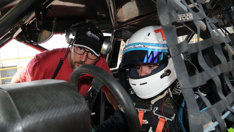 Miguel Otero ingresa a GR Competicion
