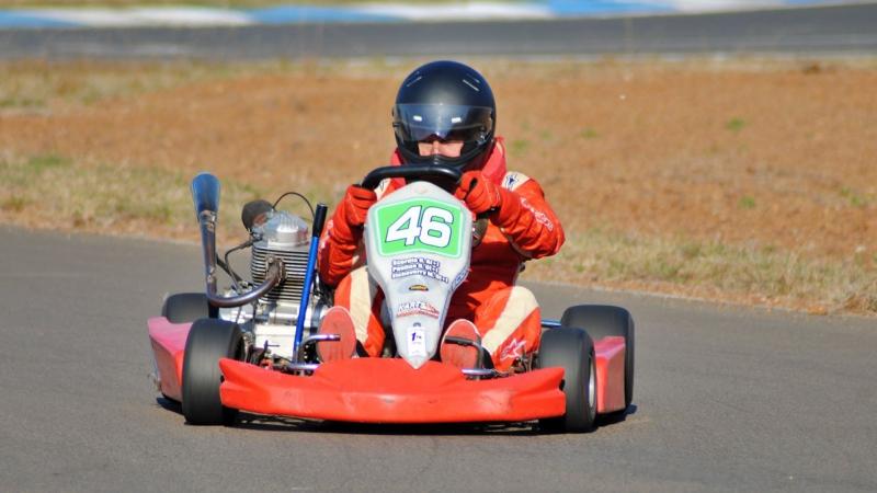El karting, una alternativa para entrenamientos