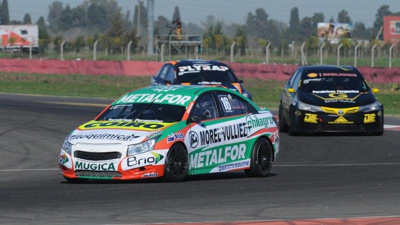 Jonatan Castellano ganó la serie más veloz