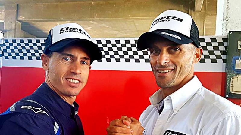 Mariano Pernia se incorpora a Chetta Racing