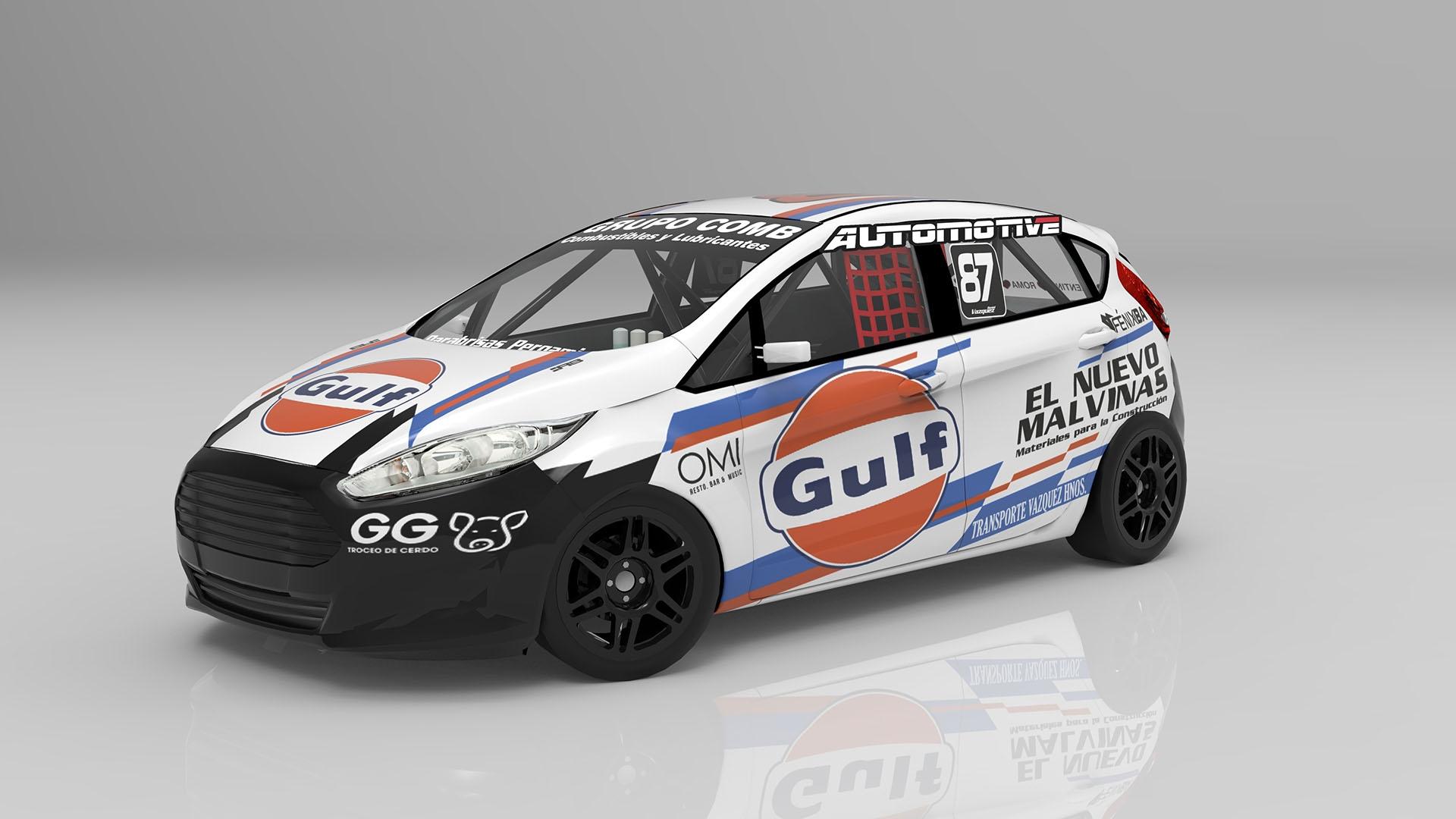 Daniel Vázquez completará el equipo DG Motorsport