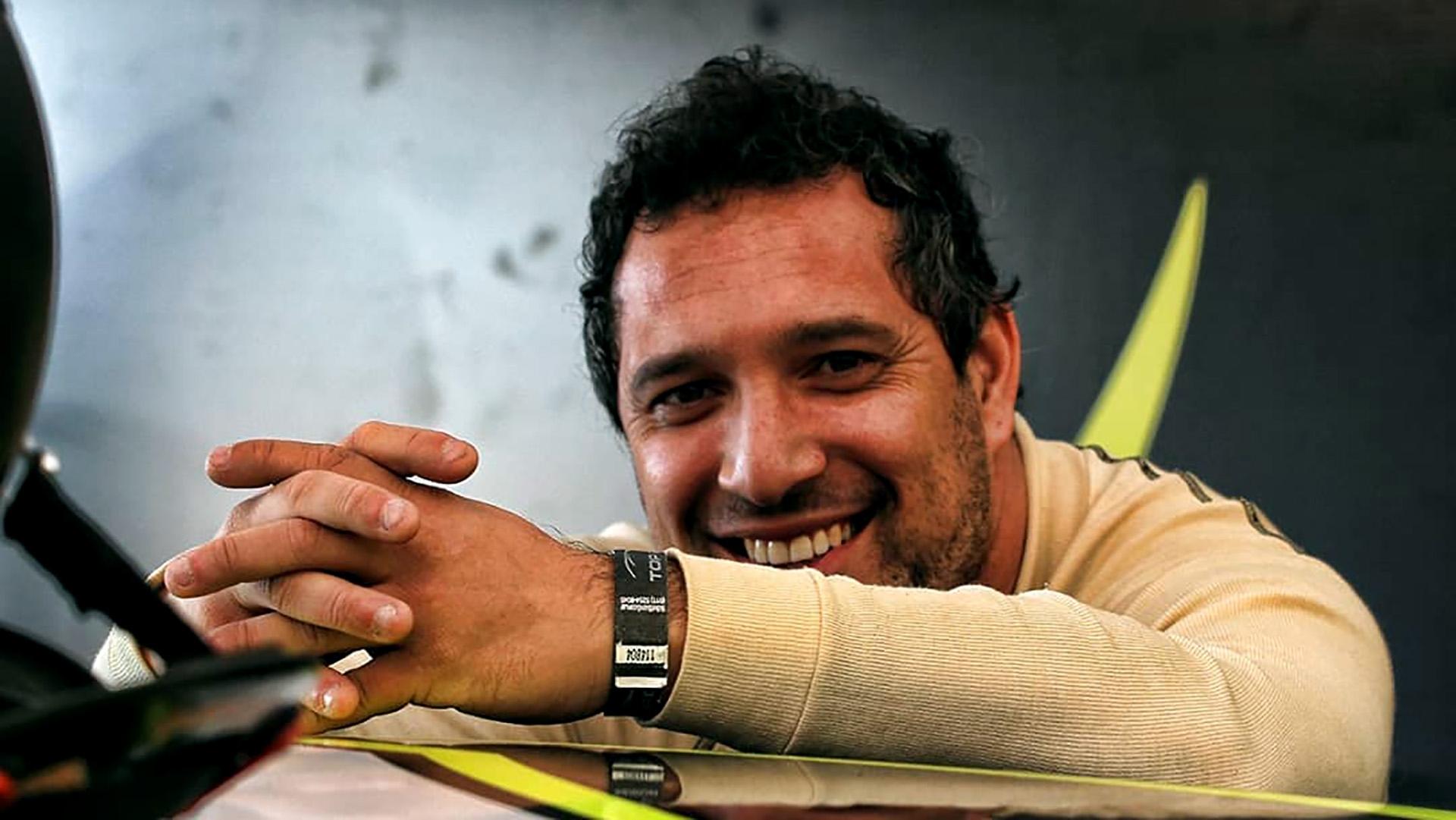 Diego Segovia debutará en Clase 2