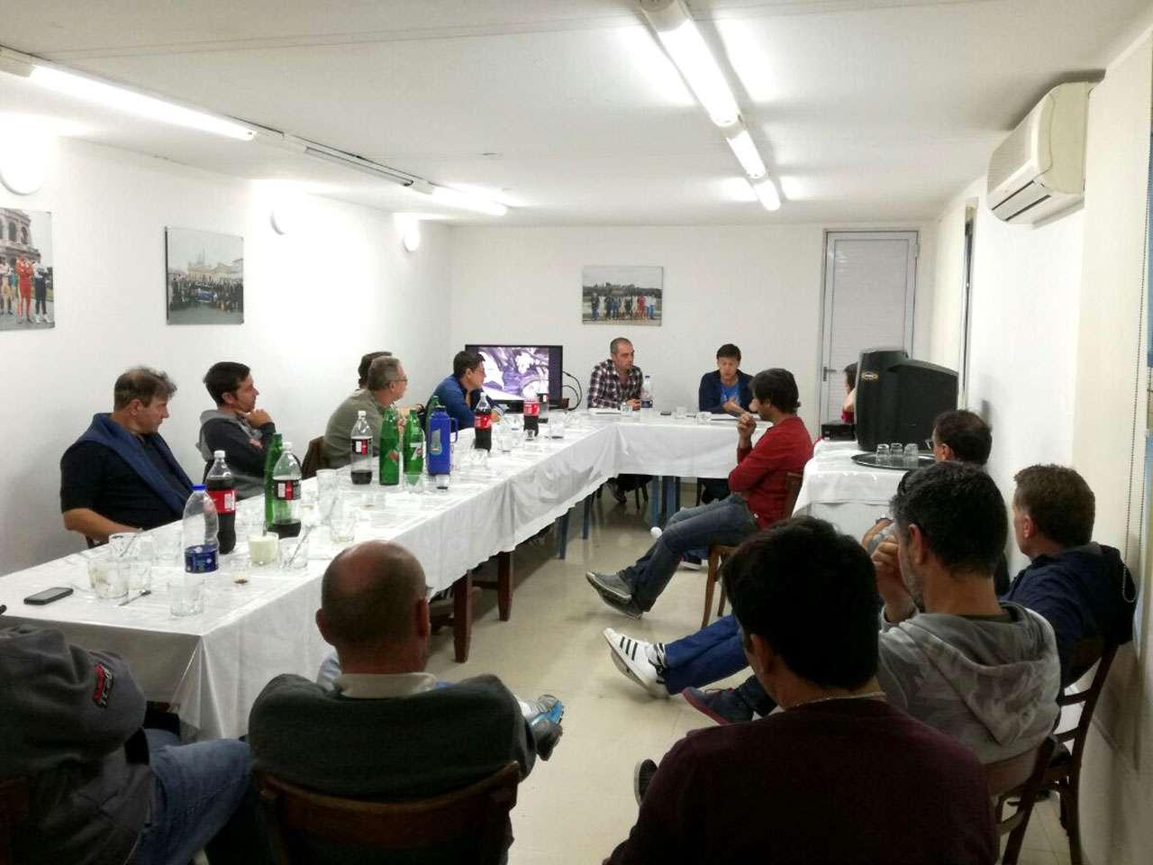 Reunión en APAT