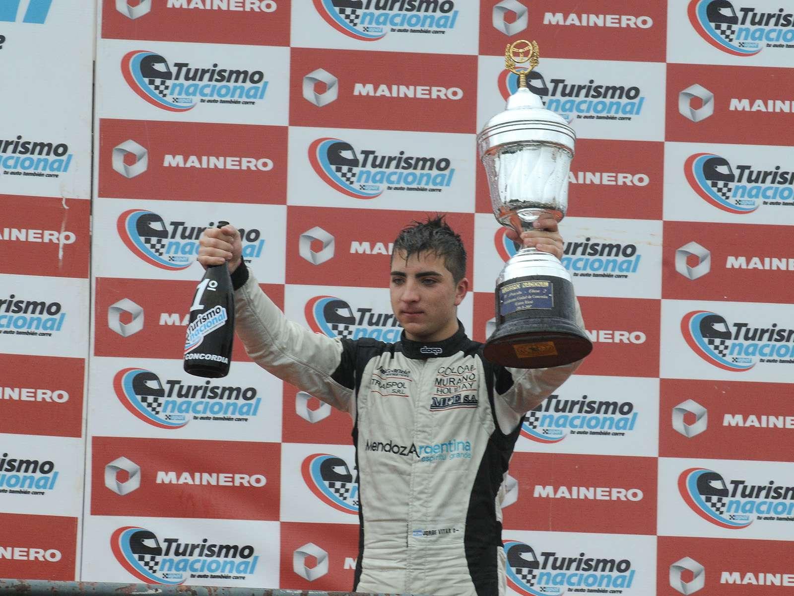 Jorge Vitar, el nuevo ganador