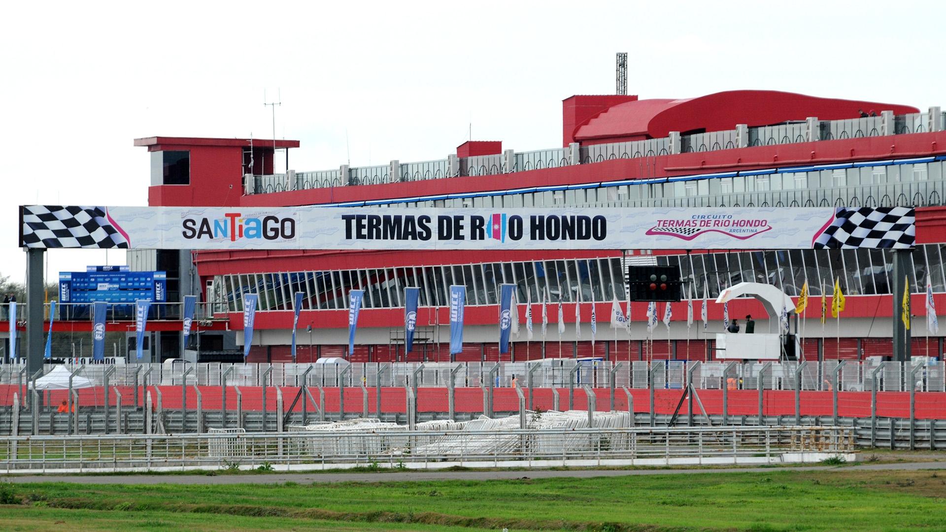 Televisaci�n del #TNenTermas