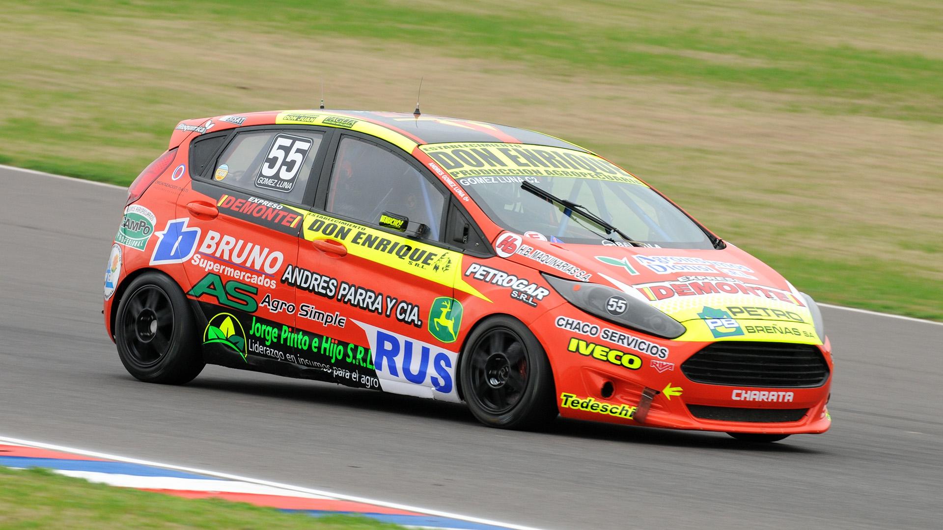 Andrés Gómez Luna, tras siete carreras