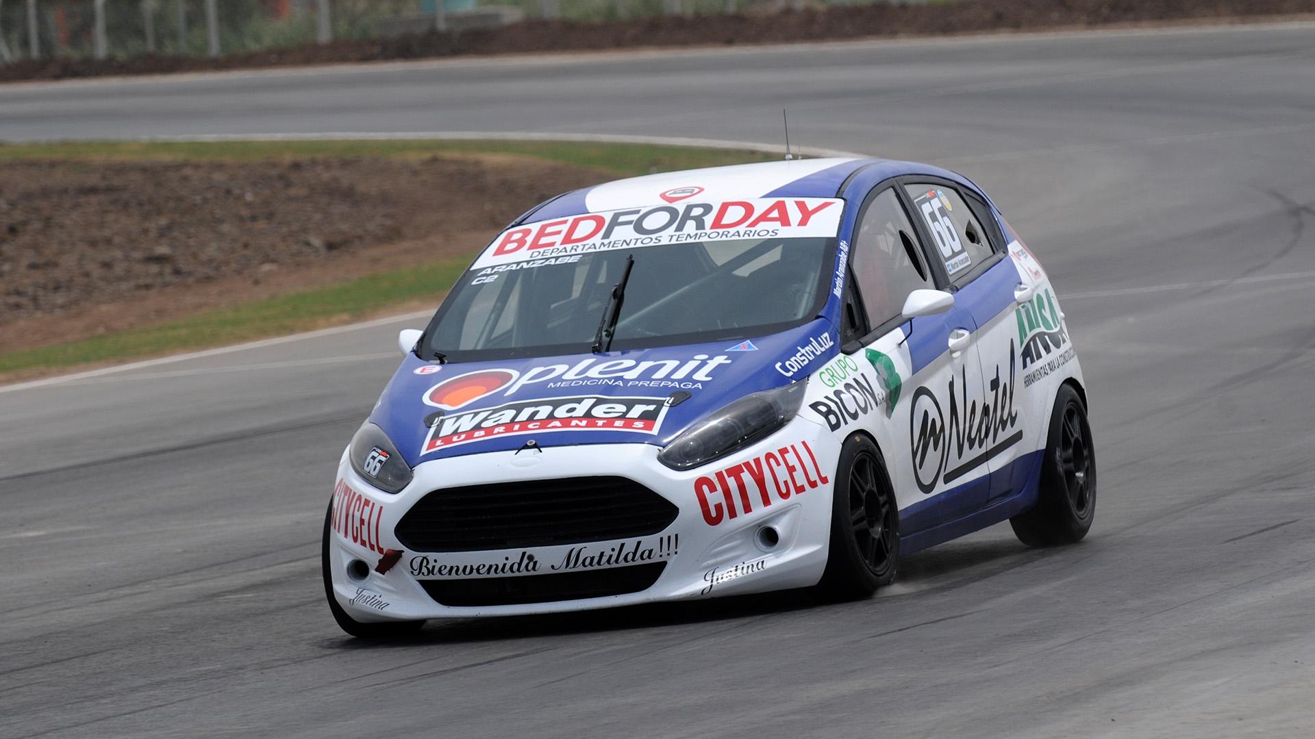Martín Aranzabe, nuevamente en DG Motorsport
