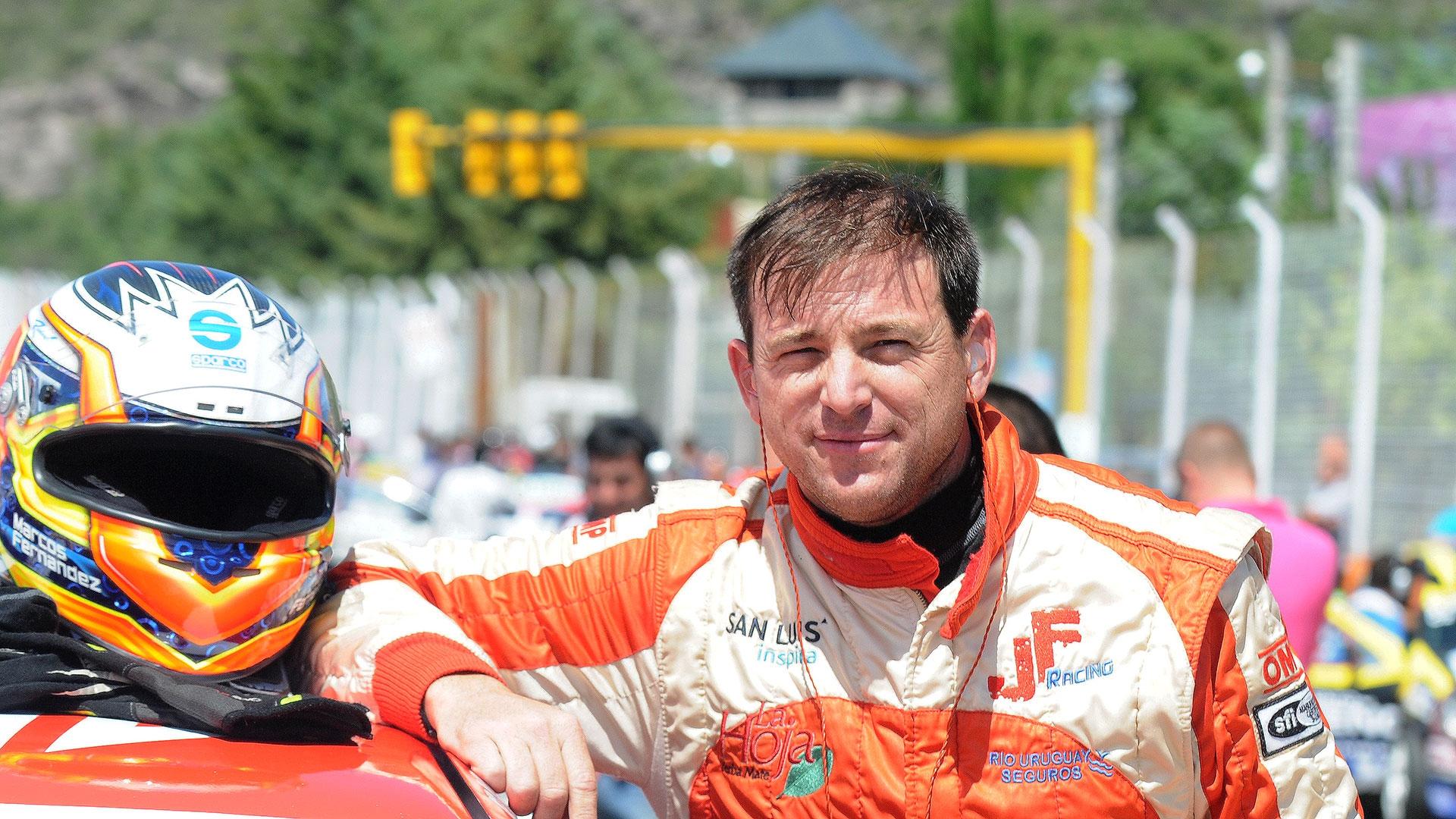 Marcos Fernandez, nuevamente en Clase 2 :: Turismo Nacional - APAT