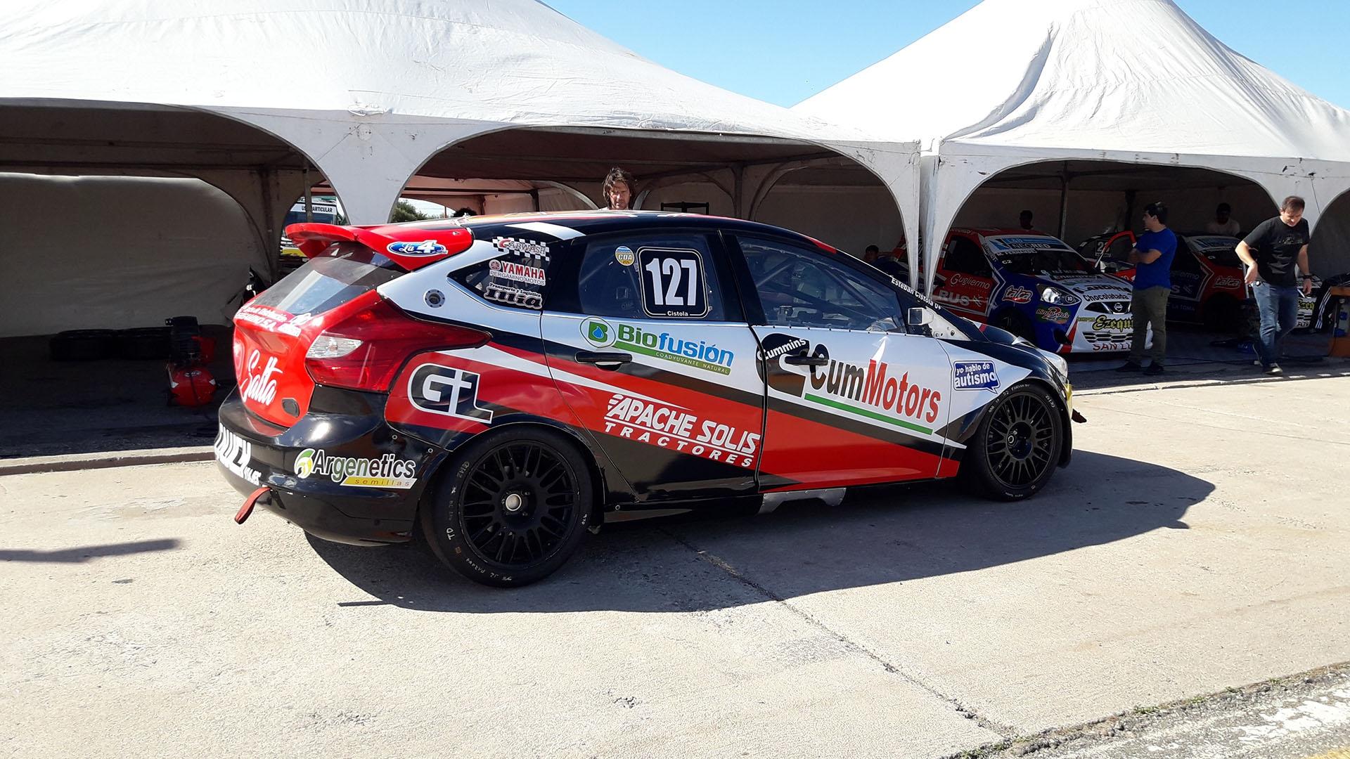 Velocidad en el Autódromo Rosendo Hernández