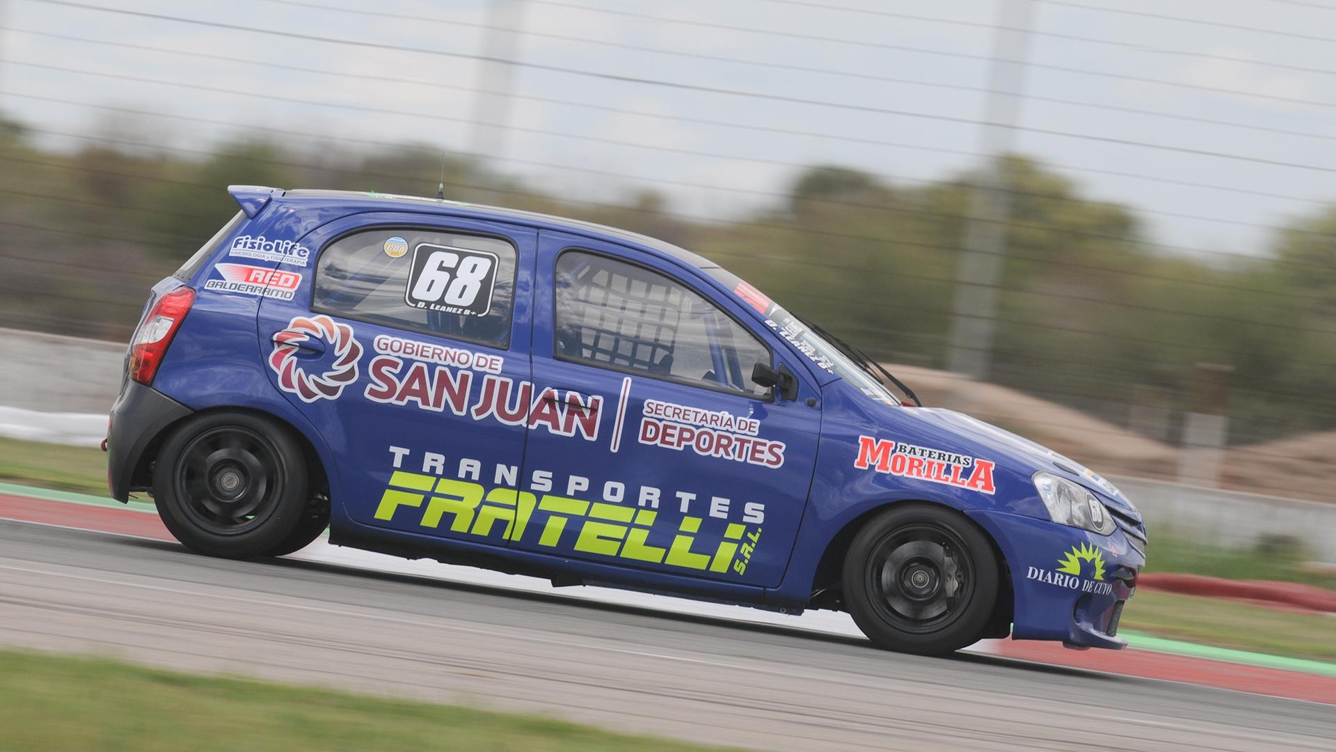 San Juan a la pole position