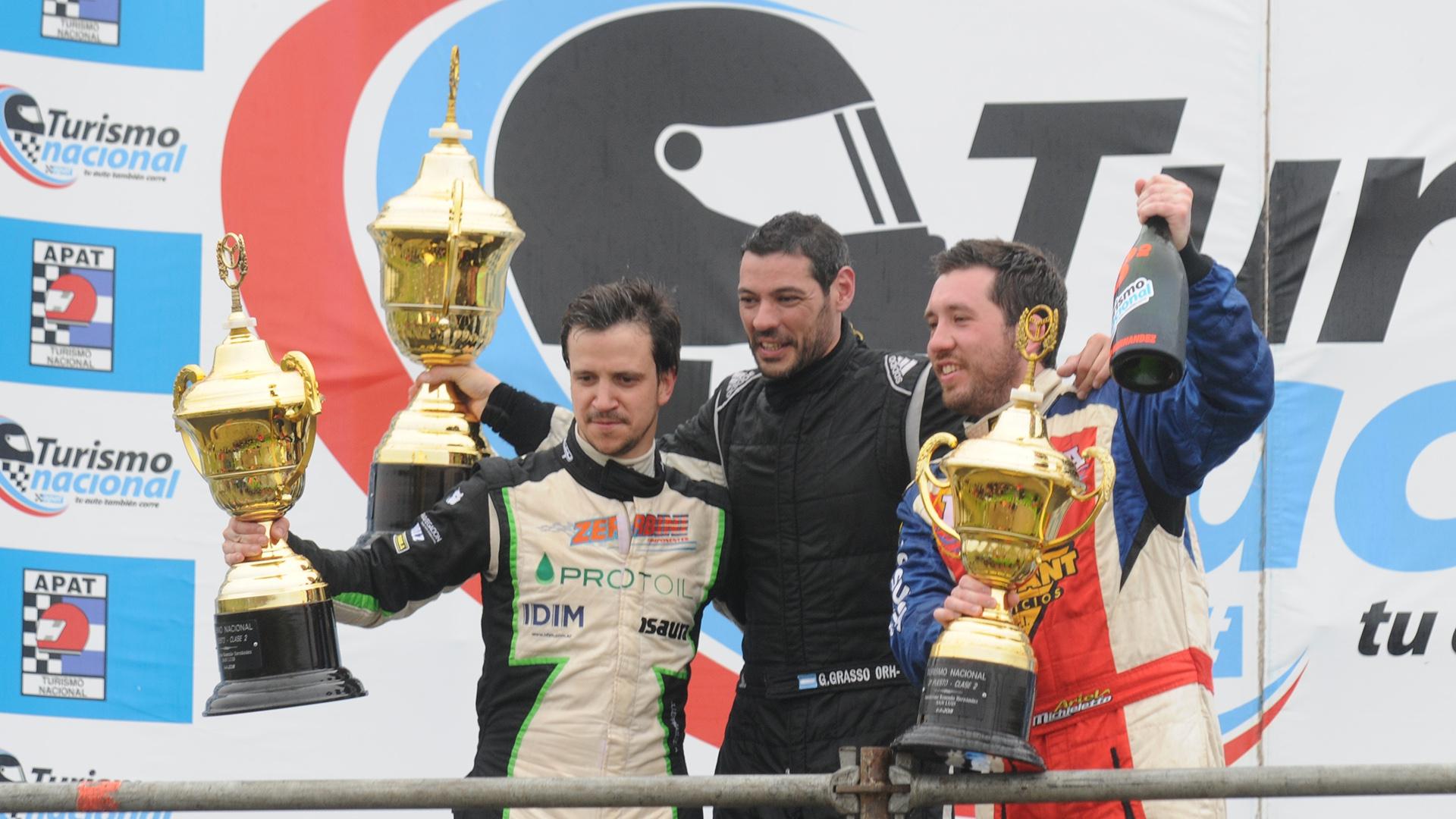 Victoria de Grasso y Campeonato para Posco