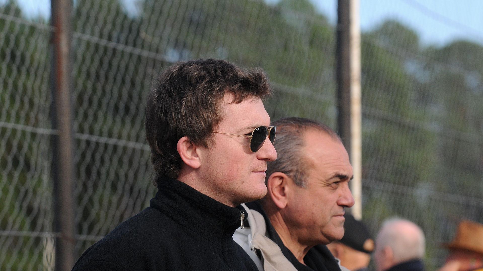Ezequiel Bosio probó en Paraná