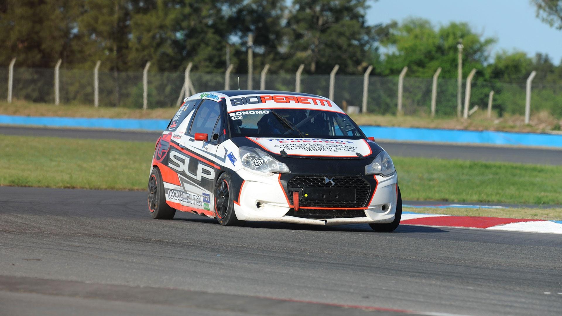Cambios en Bonomo Motorsport