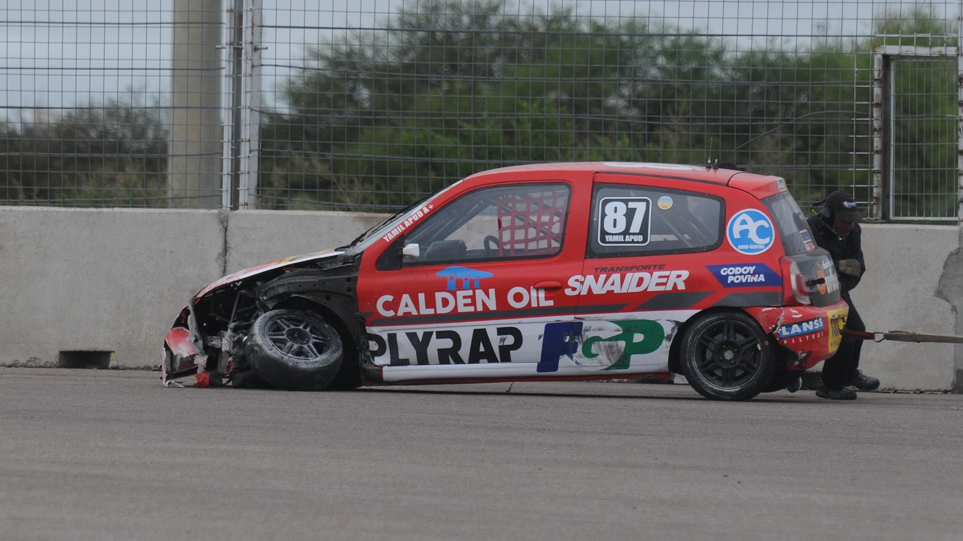 Cambio de planes para Saturni Racing