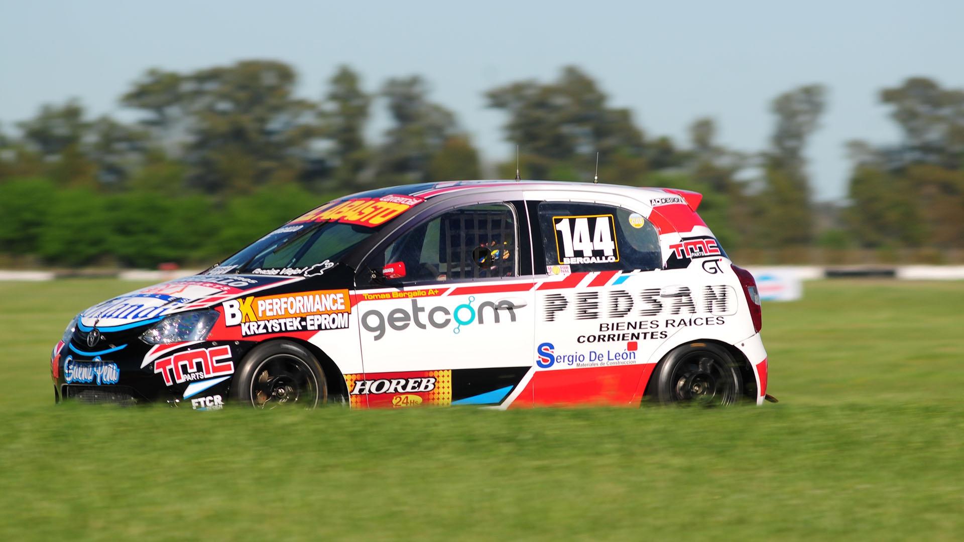 Tomás Bergallo ganó la segunda serie