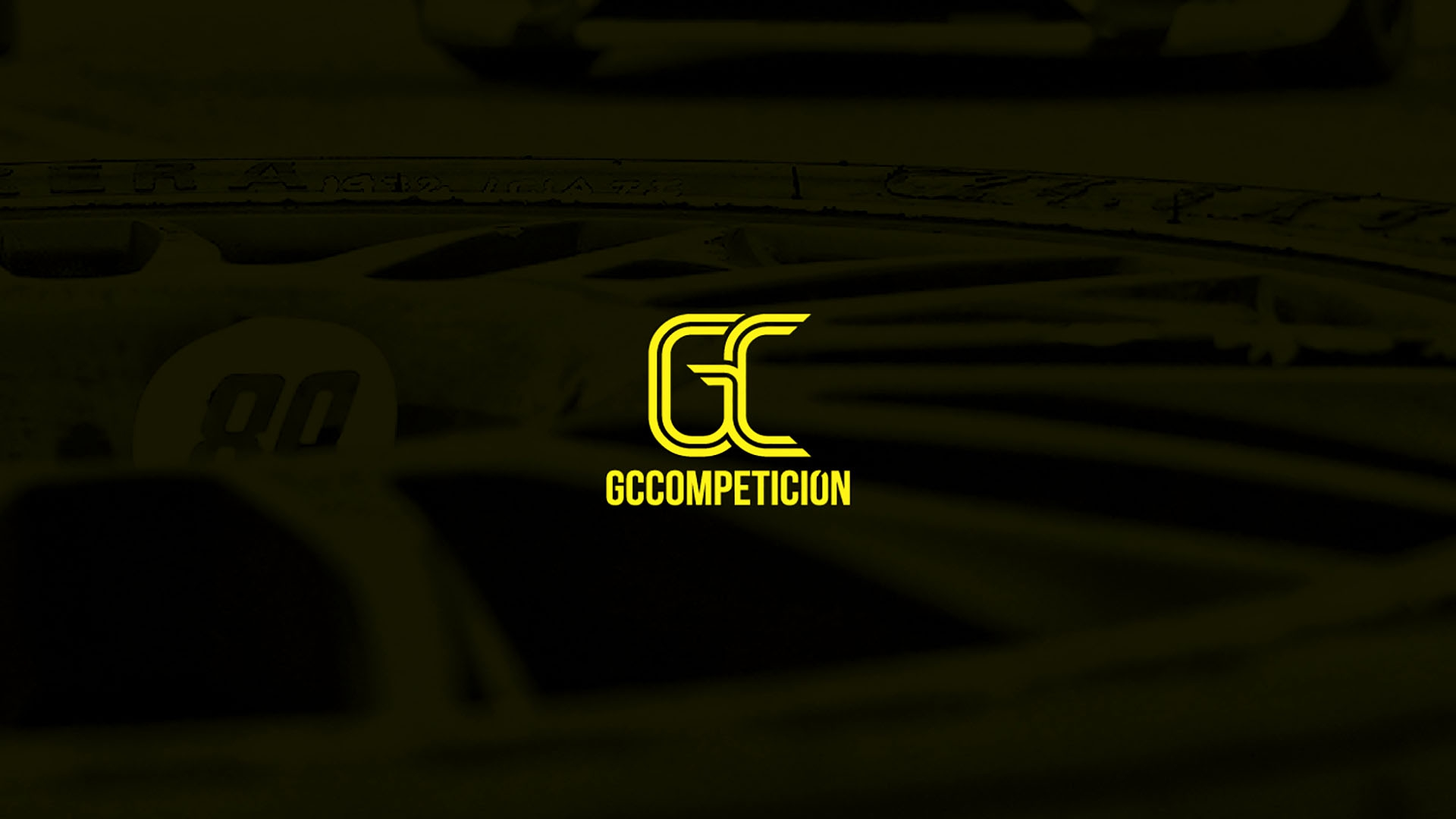 Anuncio de GC Competición