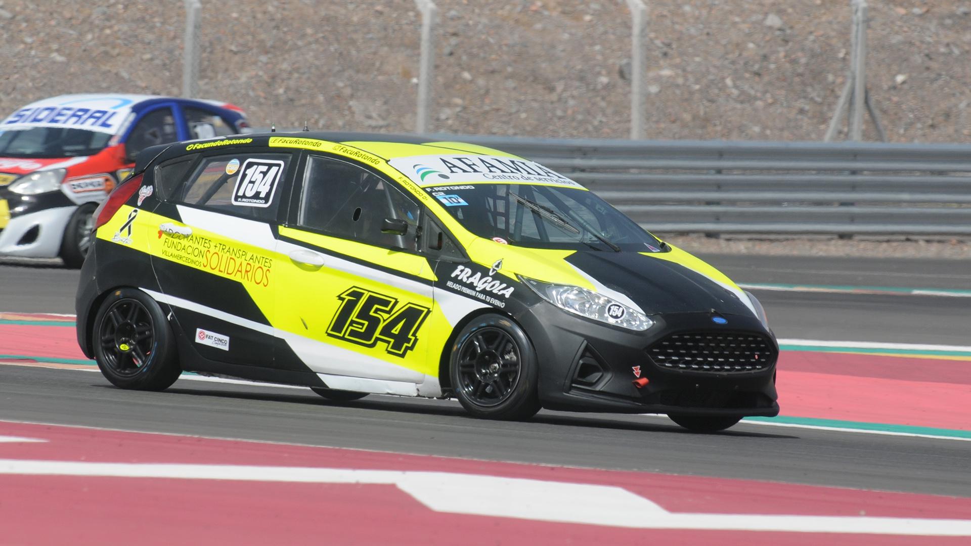 Segunda jornada de DG Motorsport en Alta Gracia