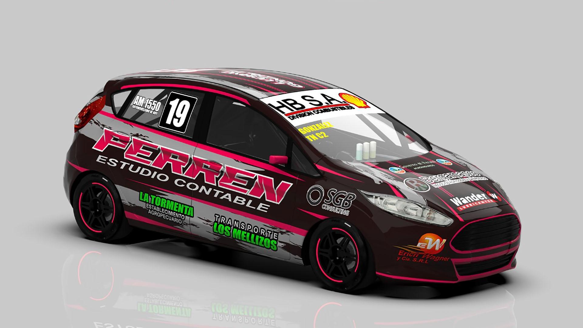 Luciano González ingresa al equipo DG Motorsport