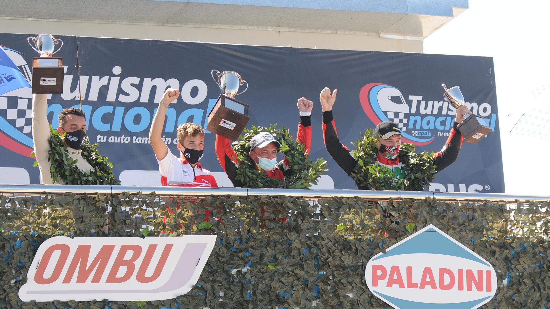 Emotiva victoria de Christian Bodrato Mionetto