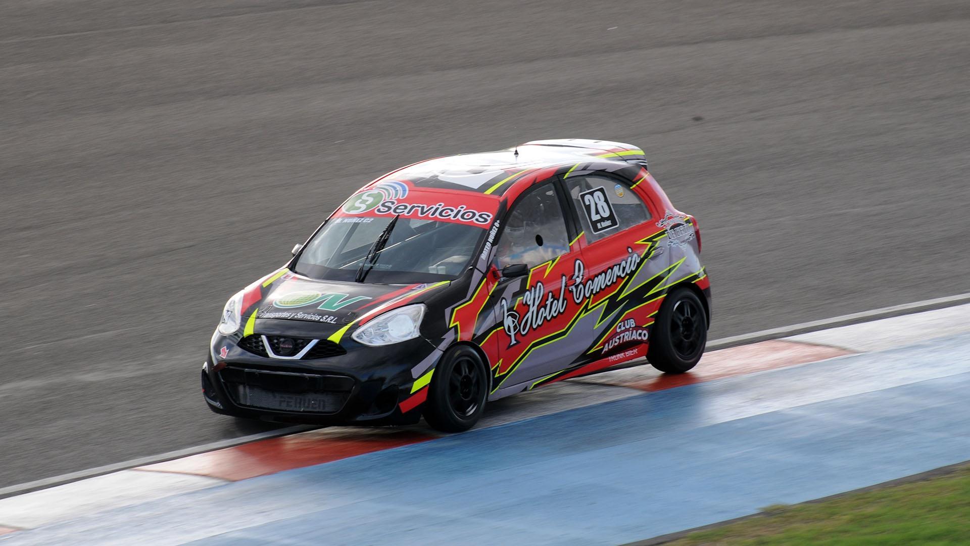 Alquat Motorsport probó en Buenos Aires