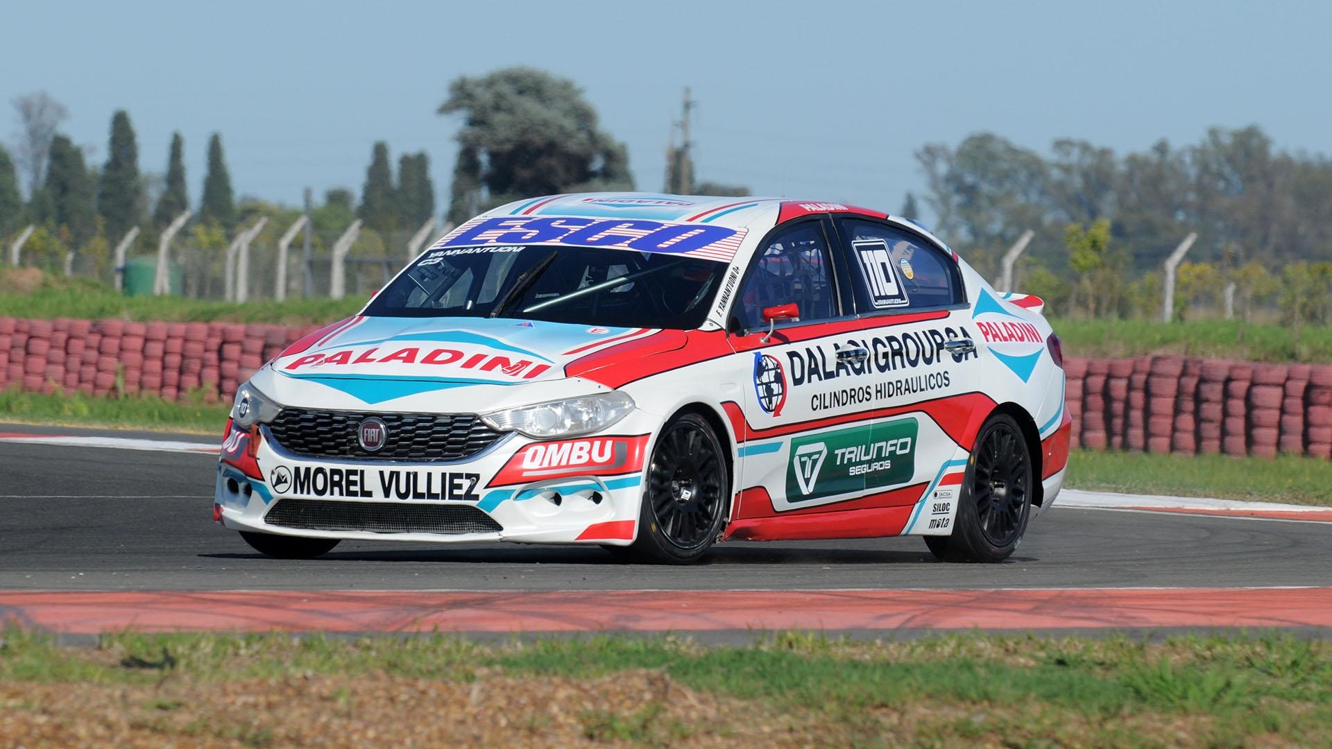 Resumen de pruebas en el Autódromo San Nicolás Ciudad