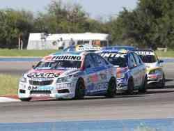Fabi�n Pisandelli (Chevrolet Cruze), estren� nuevo auto en San Luis