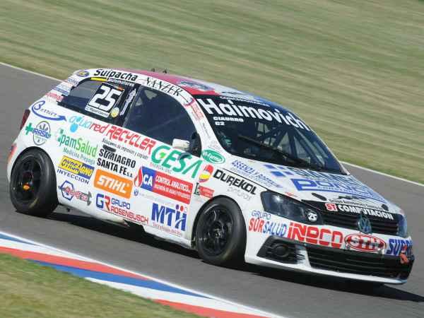 Miguel Ciaurro aceleró antes de clasificar